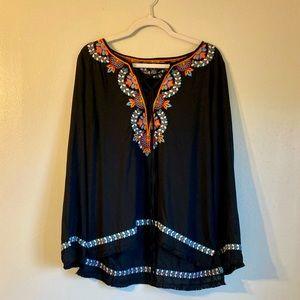 Love Stitch blouse